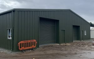 Commercial & Industrial Steel Buildings - National Steel Buildings